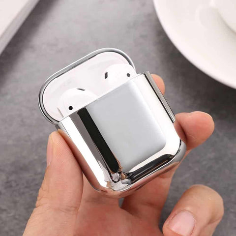 Chrome  Airpod Pro Case by Veronique