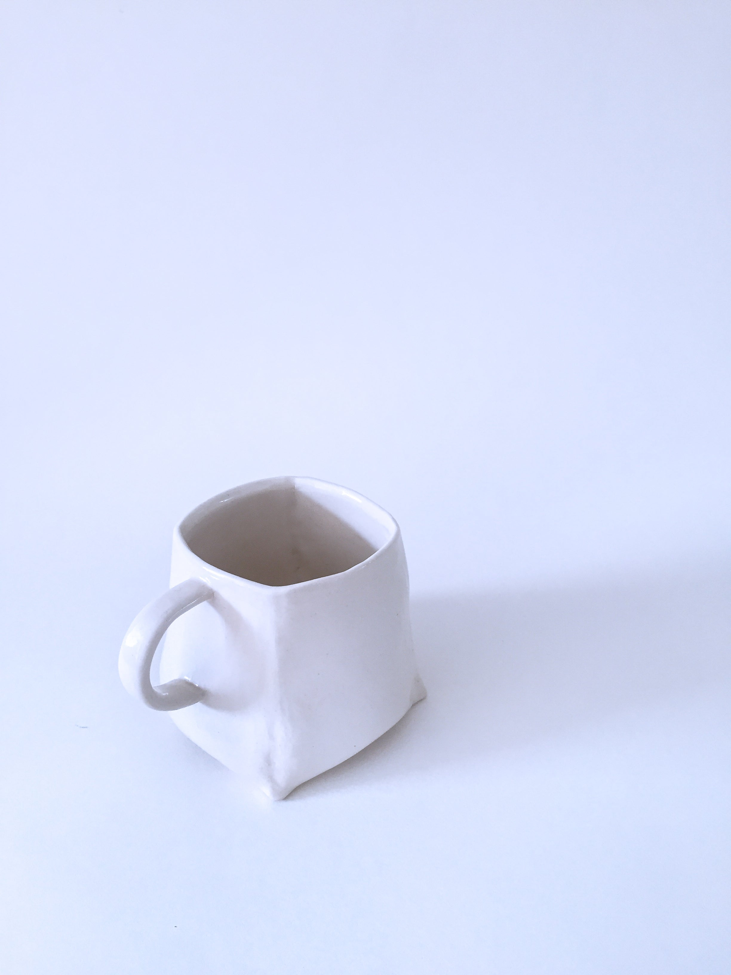 Ivory Coffee Mug by Vivian Lam