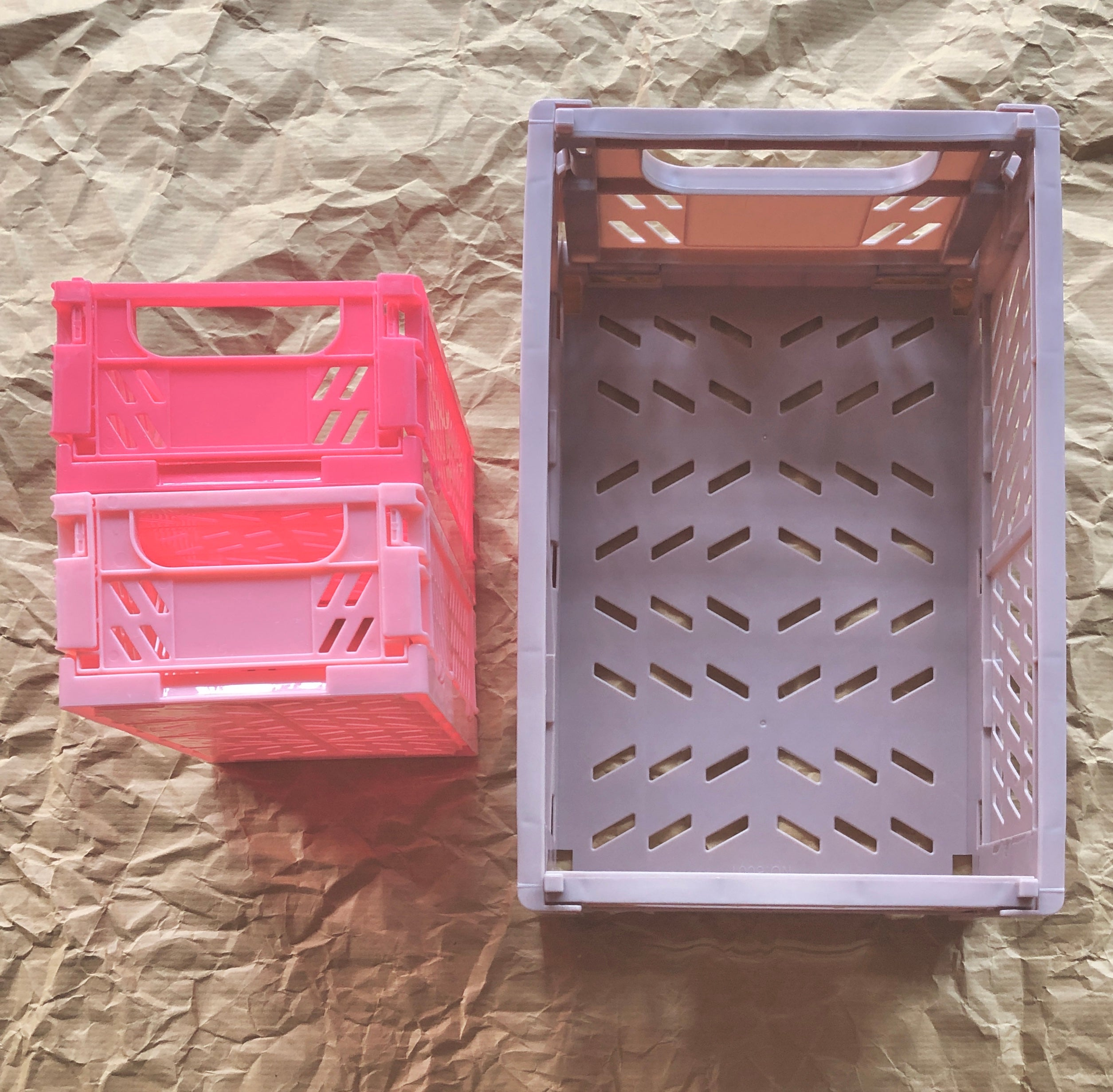 Organisational Crates (S)  by Prose Décor