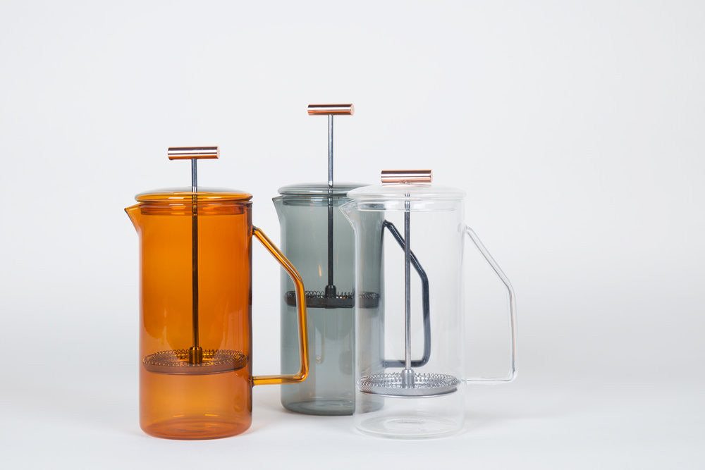 850 mL Glass French Press