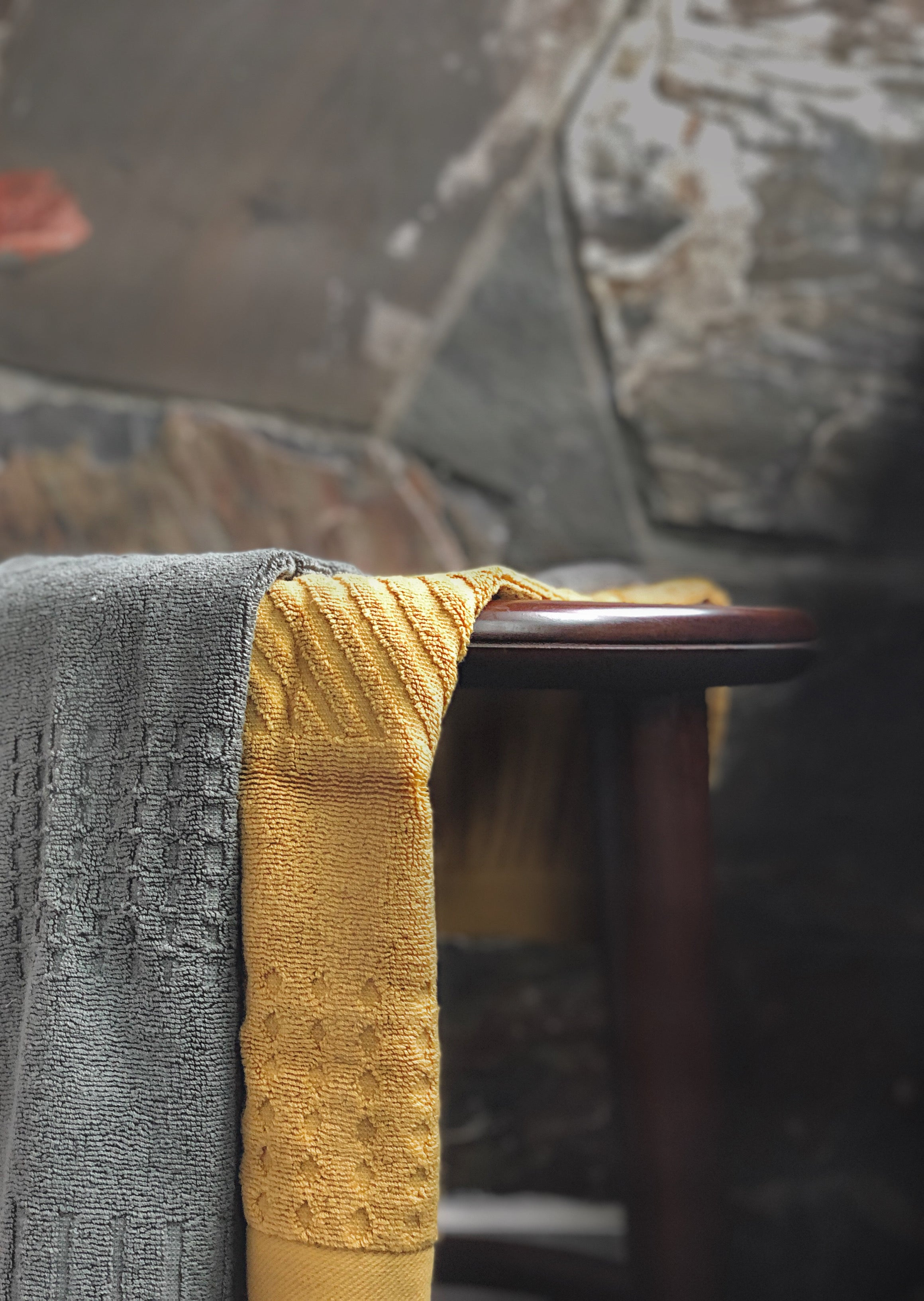Fluffy Household Towels by PROSE Décor