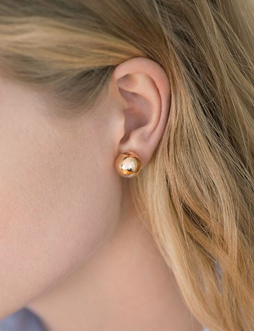 Large Sphere Stud (12mm)