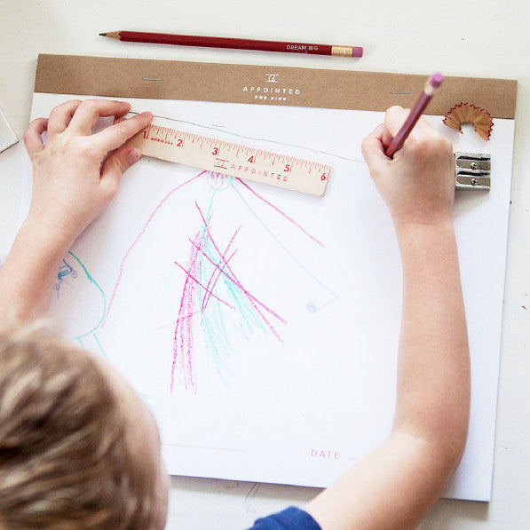 Sketch Pad - Appointed for kids