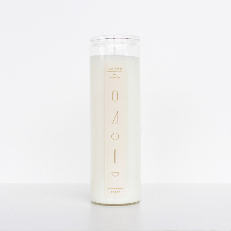 Forma Candle Set