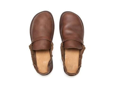 Aurora Shoe Co. - Men's Middle English (Brown)