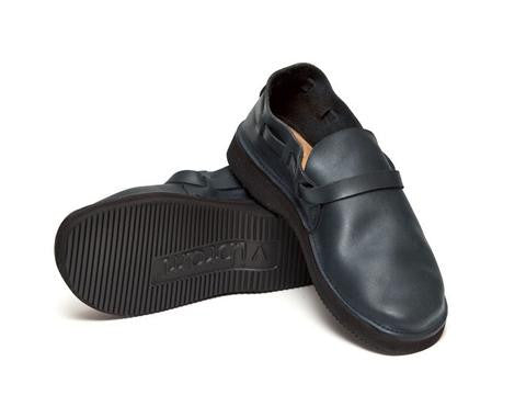 Aurora Shoe Co. - Men's Middle English (Navy)