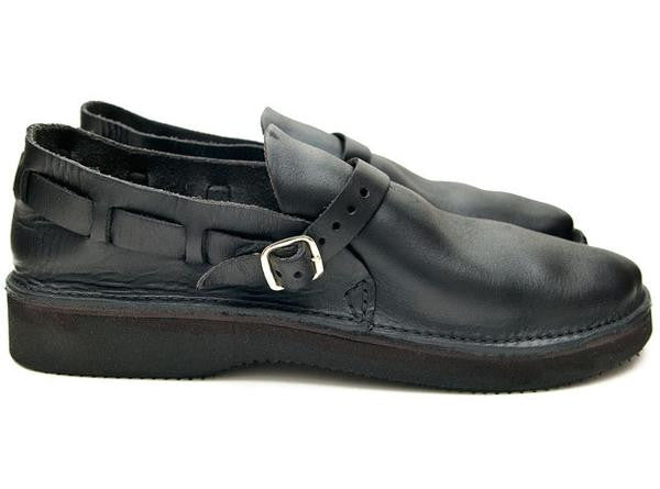 Aurora Shoe Co. - Men's Middle English (Black)