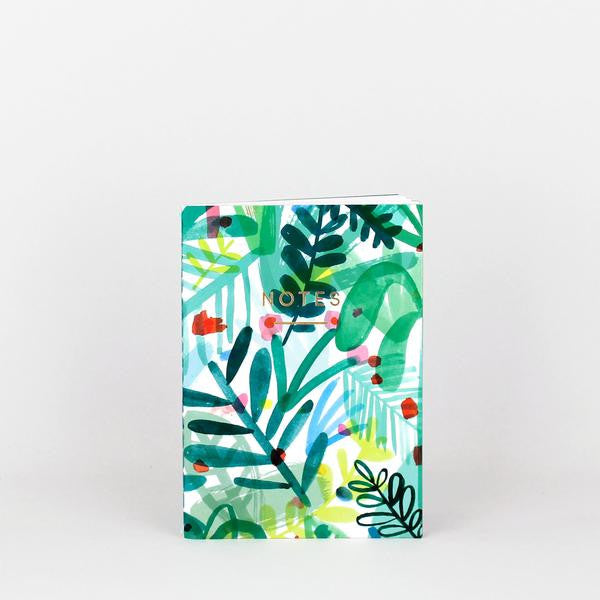 'Foliage' Notebook