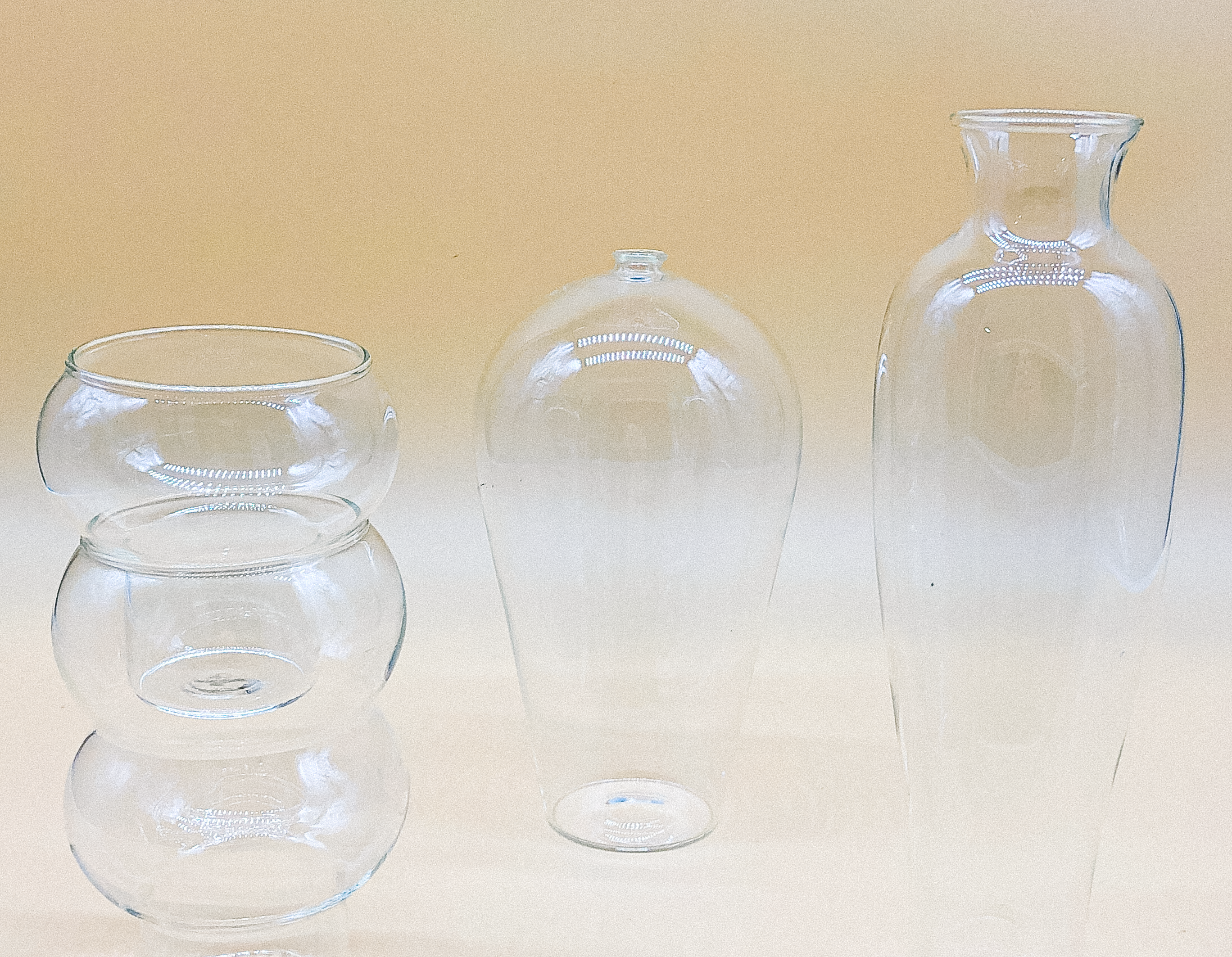 Bubble Carafe Set by PROSE Tabletop