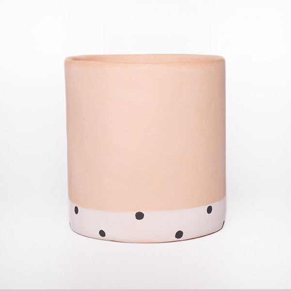 Group Partner Polka dot Pot