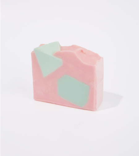 Cleansing Soap - Mend's Pink