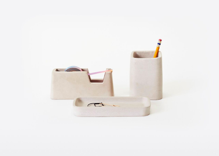 Concrete Large Format Tape Dispenser