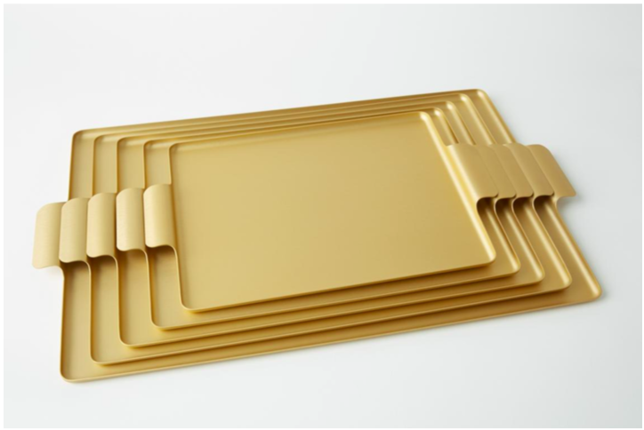 511 Gold Tray - Small