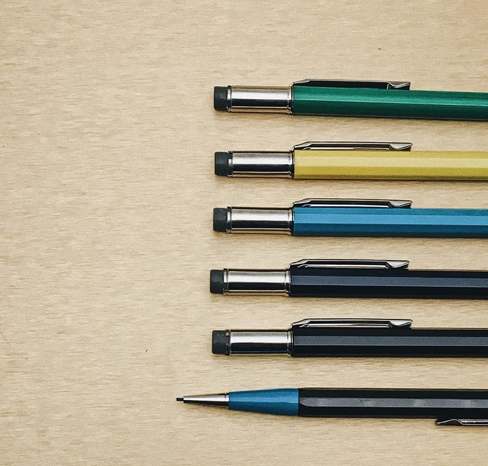 Autopoint All-American 0.7mm Mechanical Pencils