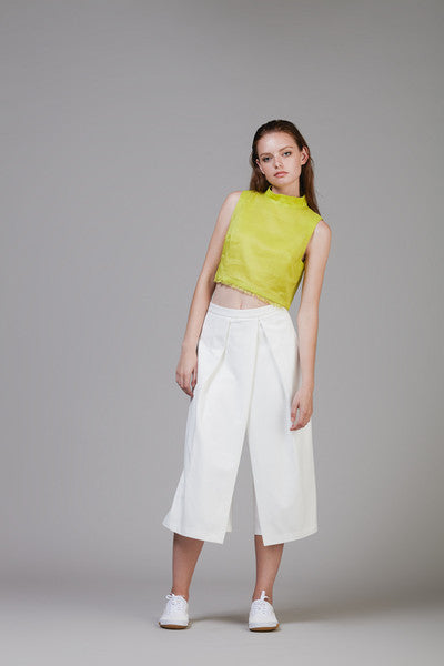 Wrap Effect Culottes #55