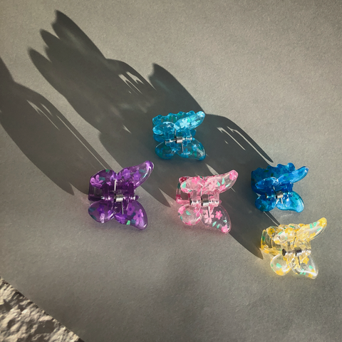 Baby Butterfly Clips by Veronique