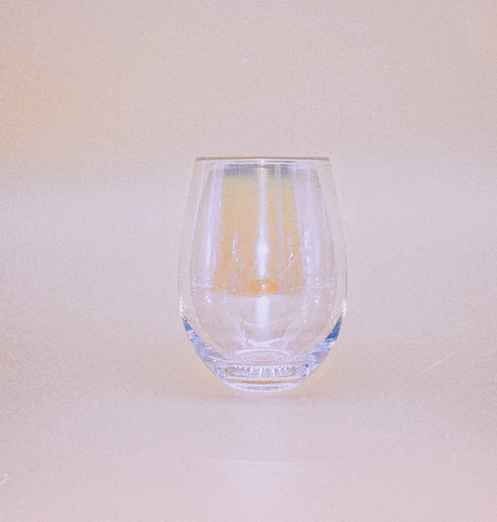 Holographic Wine Glass by PROSE Tabletop