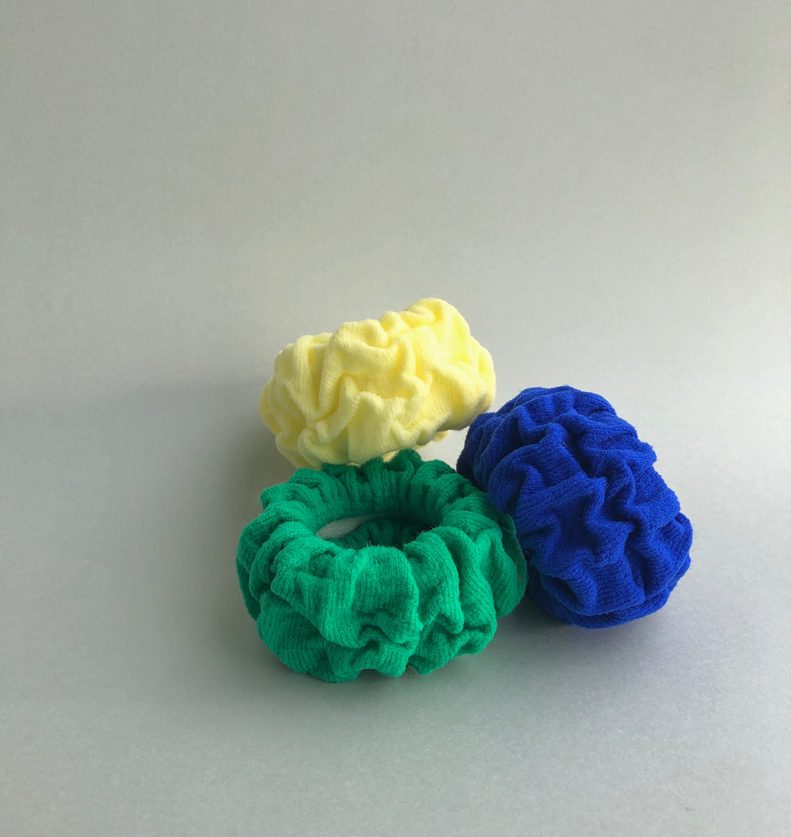 Ultrasoft Microfiber Scrunchies by Veronique