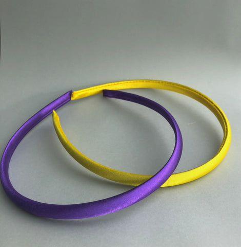 Satin Hairbands by Veronique