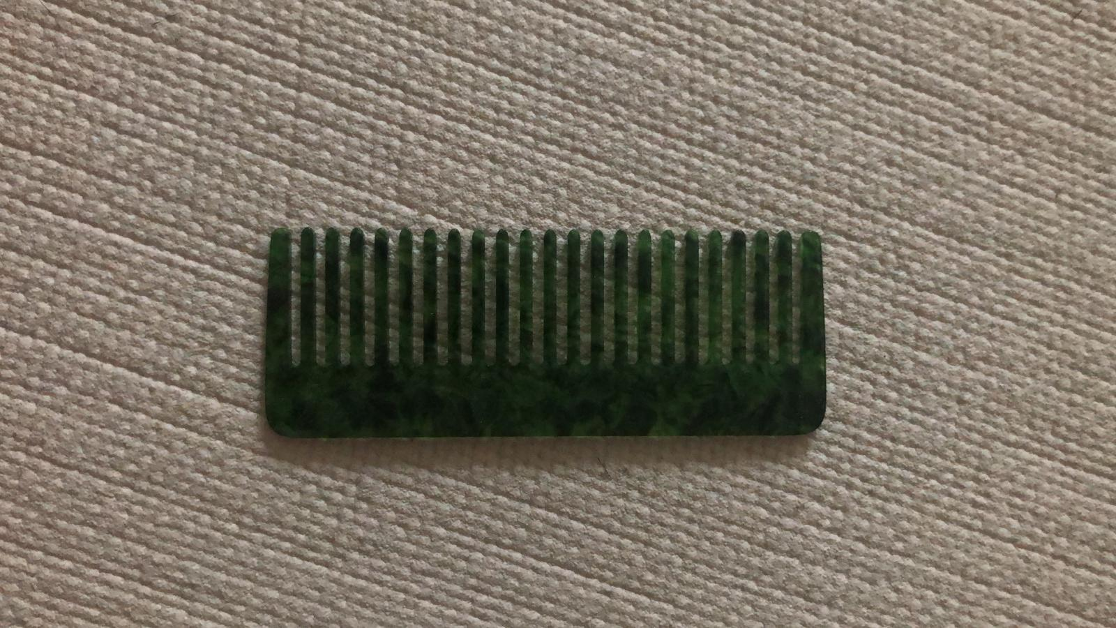 Veronique Acetate Hair Comb