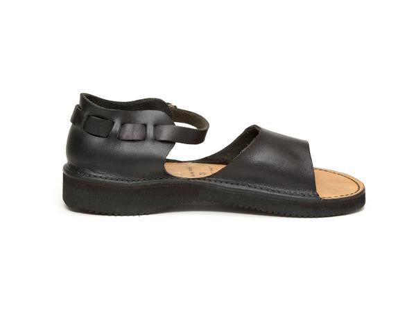 Aurora Shoe Co. - Women's New Mexican (Black)