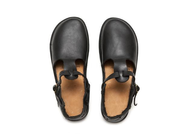 Aurora Shoe Co. - Women's West Indian (Black)
