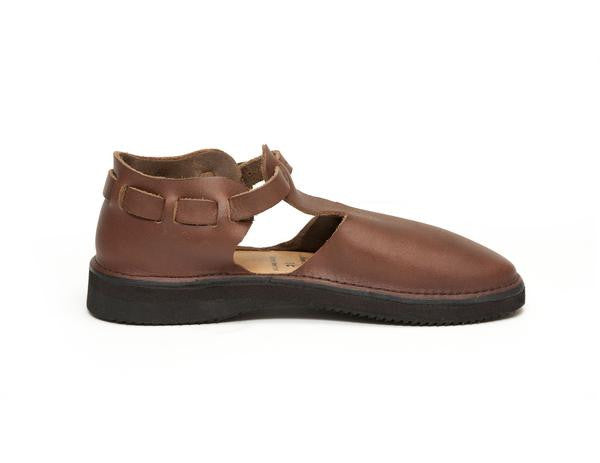 Aurora Shoe Co. - Women's West Indian (Brown)