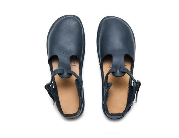 Aurora Shoe Co. - Women's West Indian (Navy)
