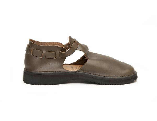 Aurora Shoe Co. - Women's West Indian (Olive)