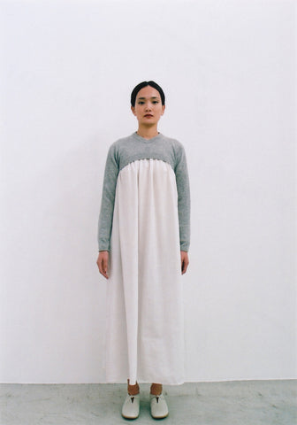 Cashmere Knit Sweater Part by Cosmic Wonder