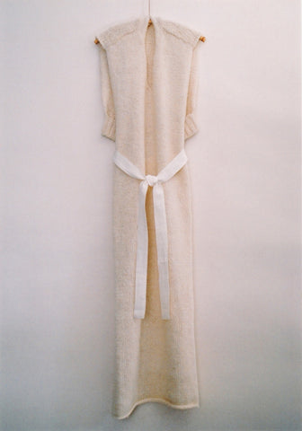 Icelandic Wool Apron Dress by Cosmic Wonder