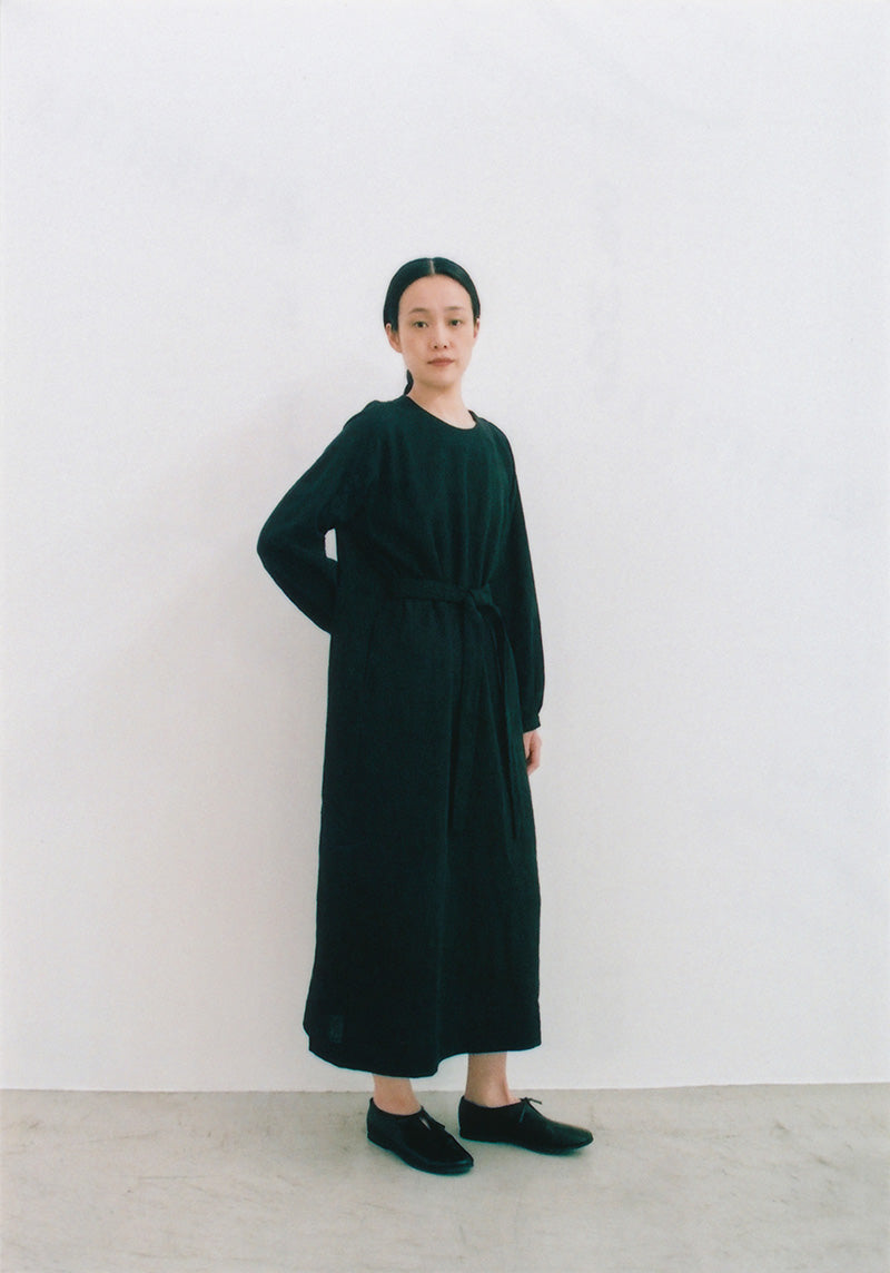 Wool Back Dress by Cosmic Wonder