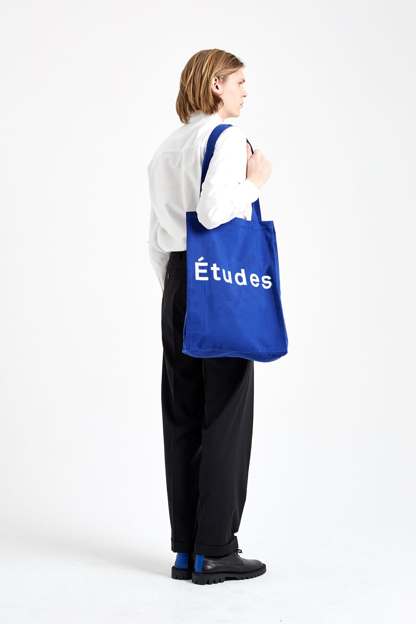 Études Studio - October Bag Études Blue