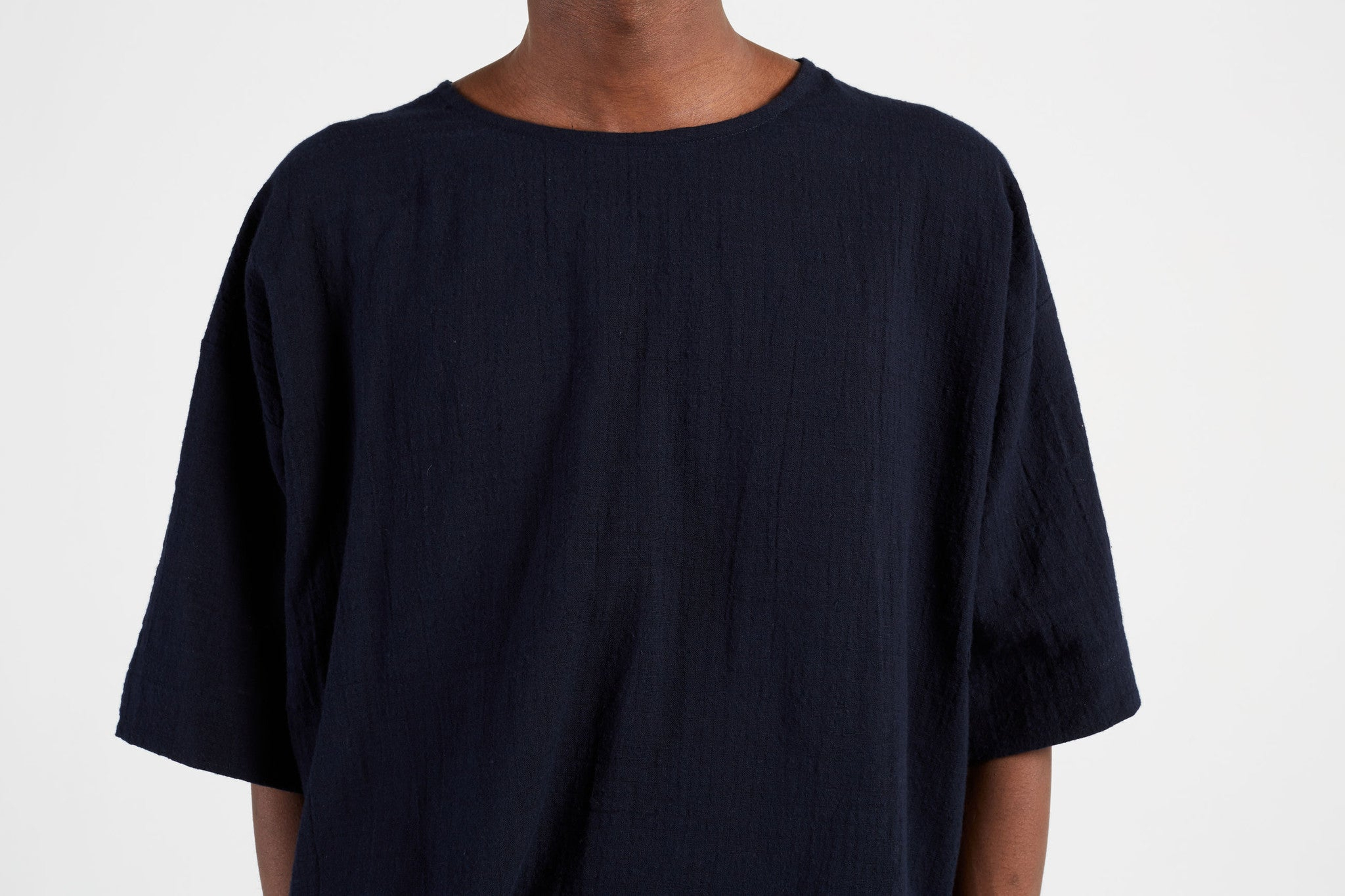 422338a9e37e7 Études Studio - Powder Navy Tops – Emporium of the Modern Man