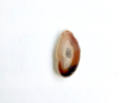 Agate Slice #9 by Vivian Lam