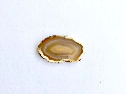 Agate Slice #5 by Vivian Lam
