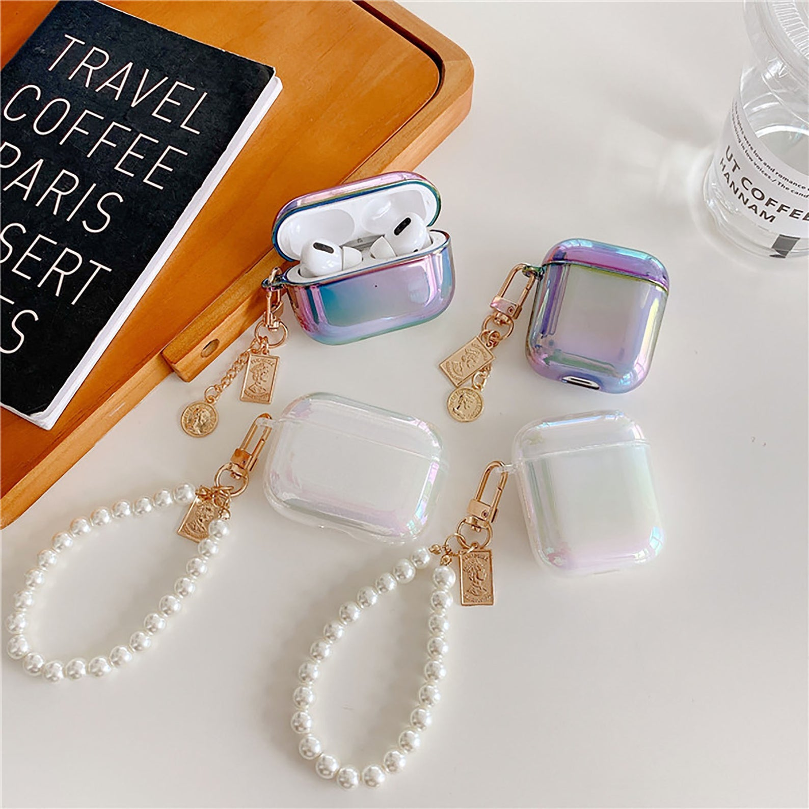 Waterdrop Airpod Pro Case by Veronique