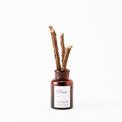 Hiba Wood Reed Diffuser