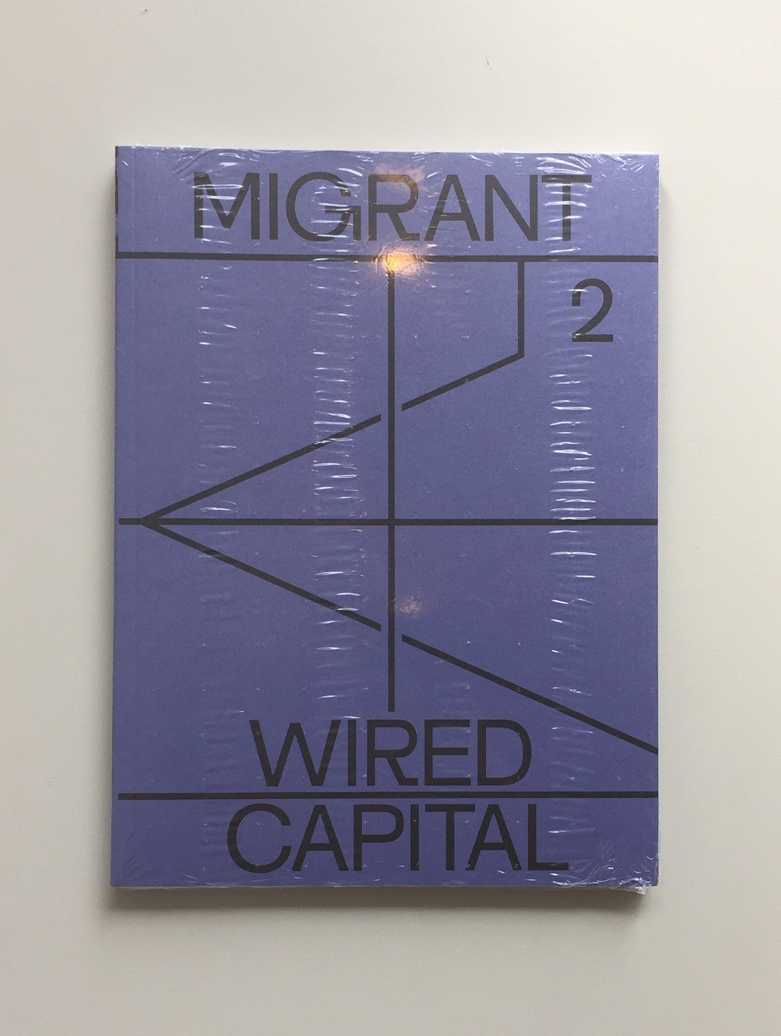 MIGRANT JOURNAL NO.2: WIRED CAPITAL by Migrant Journal
