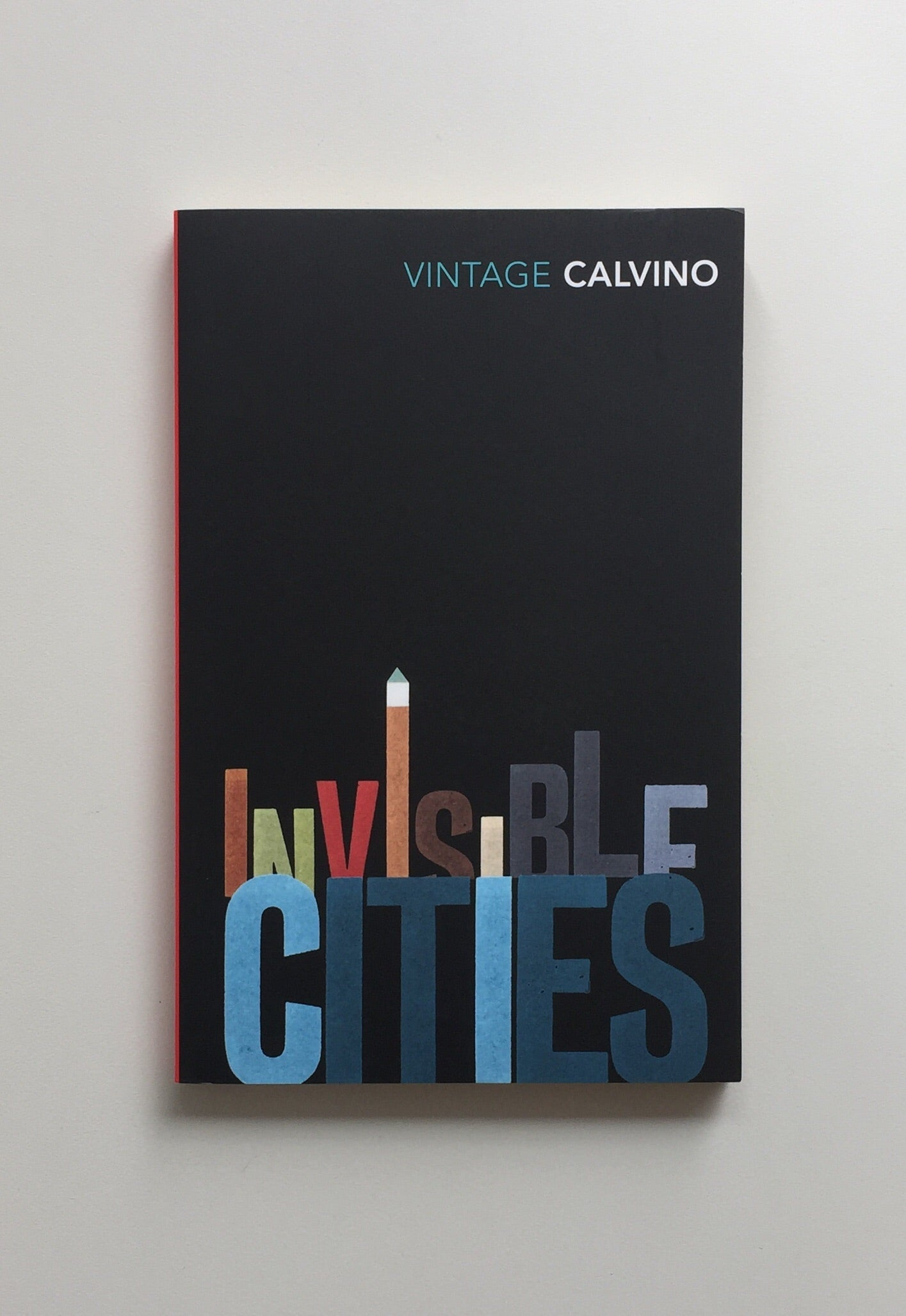 Invisible Cities by Italy Calvino