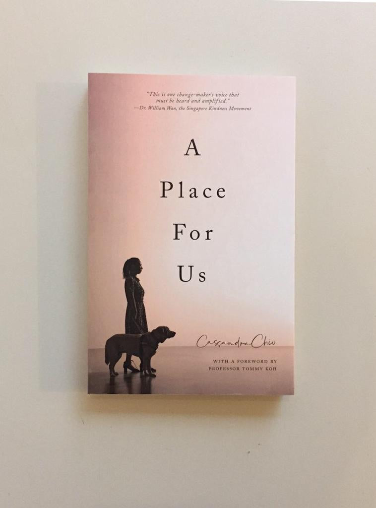 A Place For Us by Cassandra Chiu