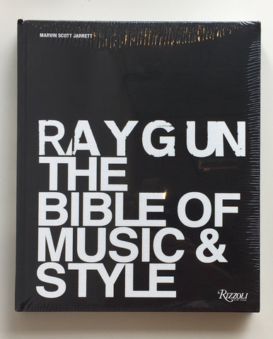 Ray Gun: The Bible of Music and Style by Marvin Scott Jarrett