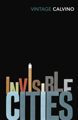 Invisible Cities book by Italo Calvino