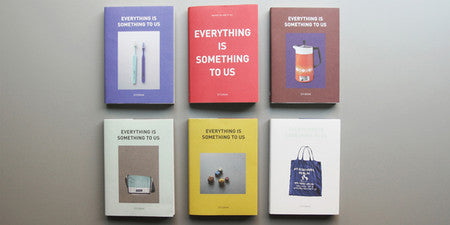 EVERYTHING IS SOMETHING TO US (2010) by MILLIMETER MILLIGRAM