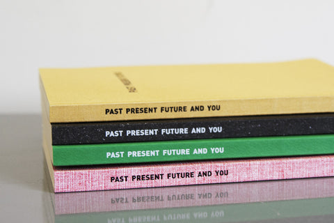 Past Present Future Planner- Large