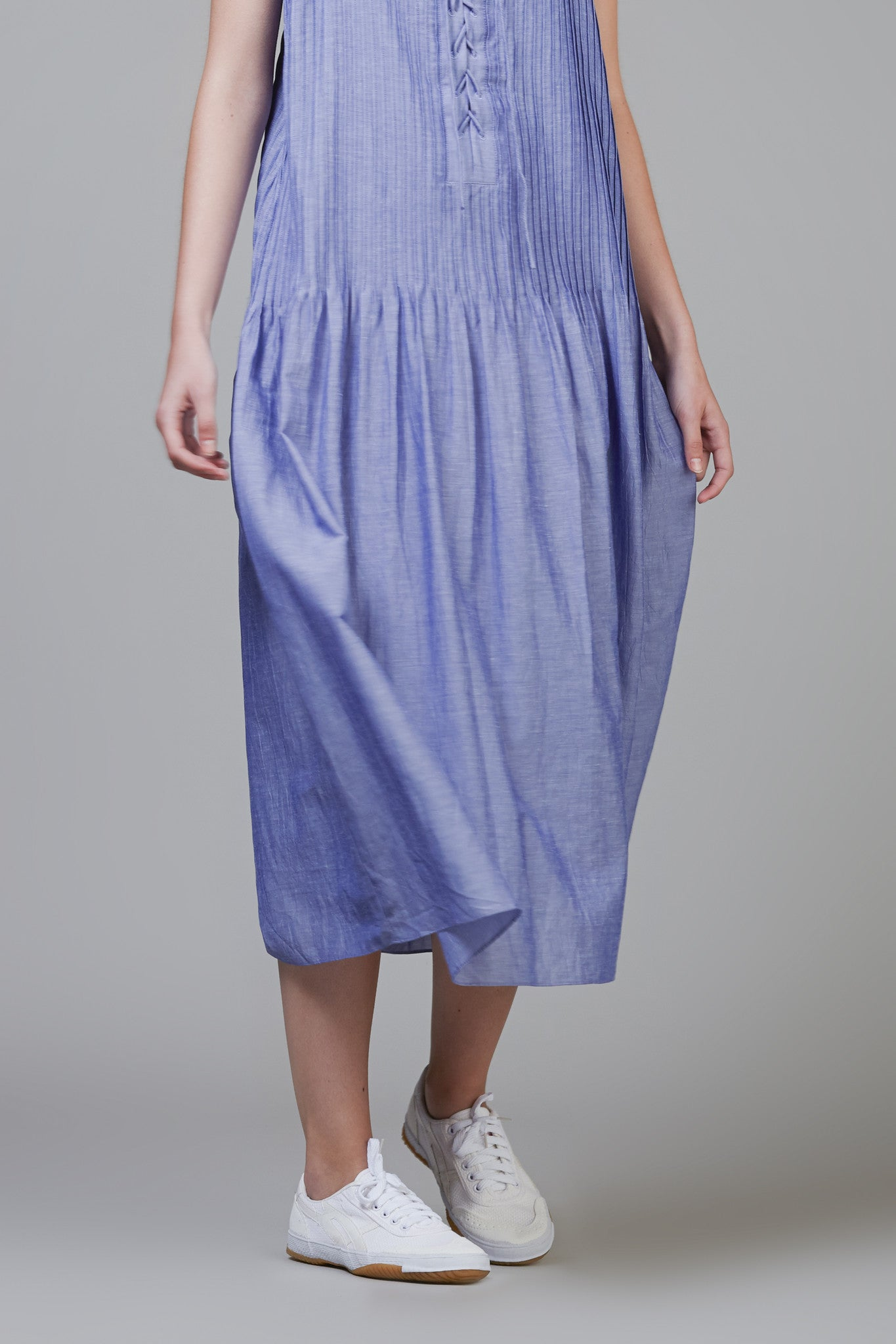 Silk-linen Maxi Slip Dress #33