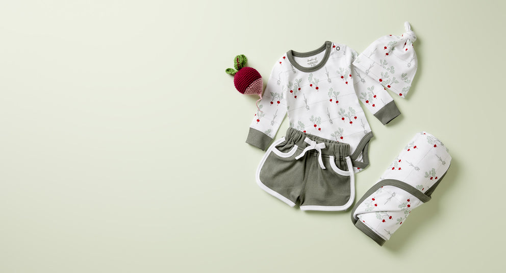Sapling organic baby boy clothes