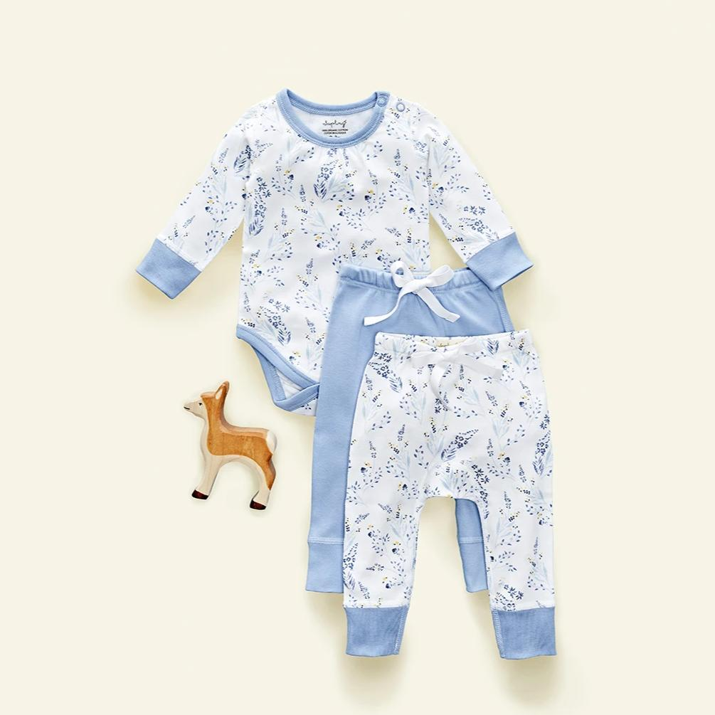 Meadow Pants - Sapling Organic Baby Clothes