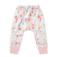 Floral Pants - Sapling Organic Baby Clothes
