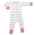 Berry Buds Zip Romper - Sapling Child